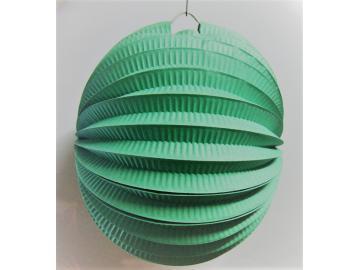 Lampion grün